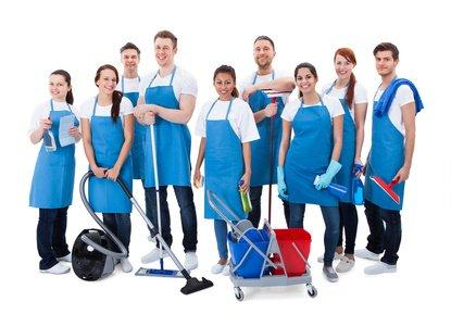 ekipa sprzątająca warszawa