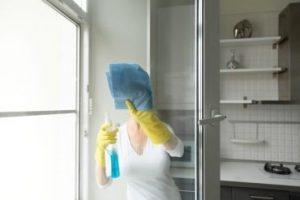 mycie okien warszawa - od 20 zł / skrzydło okna