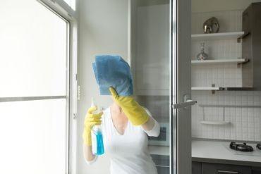 mycie okien warszawa
